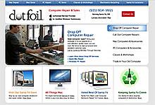 Website Design Dotfoil