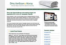Website Design DVE