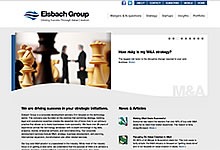 Website Design Eisbach